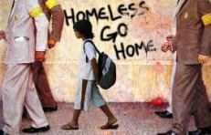 homeless go home